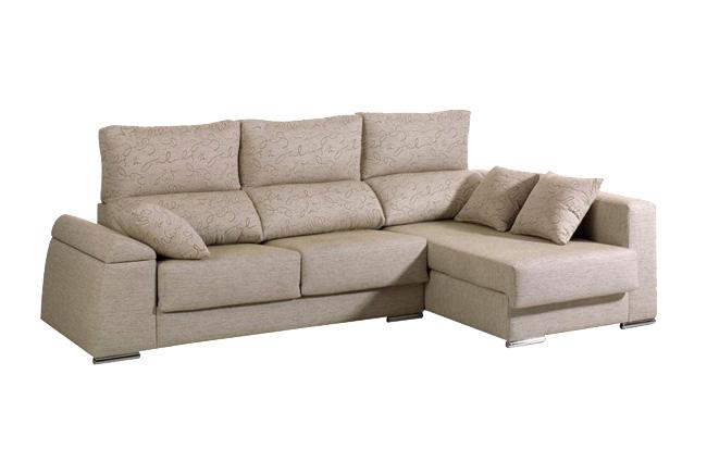 3 pl chaise longue deslizante 2 arcones y br mueble gema for Liquidacion sofas barcelona